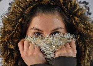 Usa bufandes a l'hivern i manté les teves dents fortes i sanes