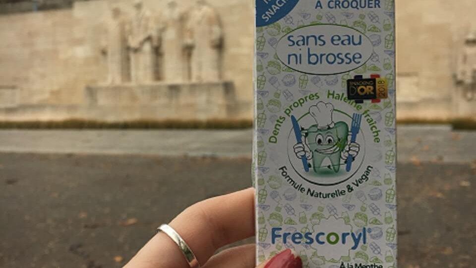 Porta Frescoryl als teus viatges i cuita la teva higiene bucodental