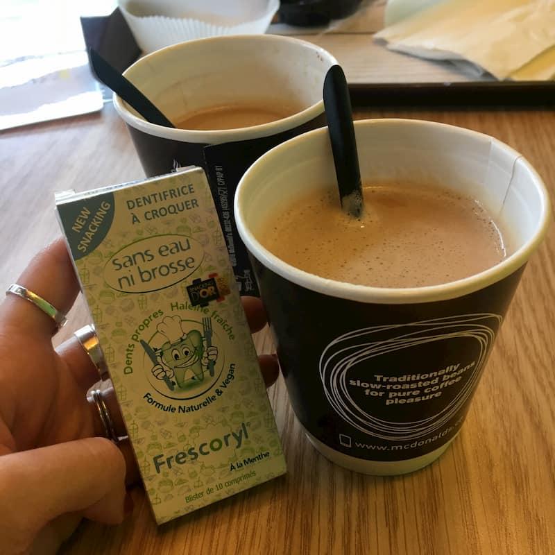 Cafe amb Frescoryl