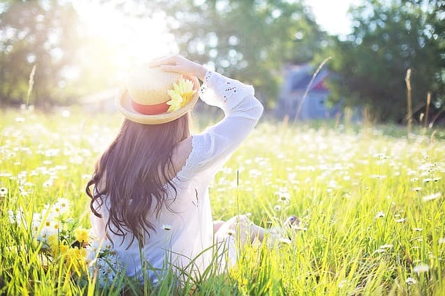 Prendre el sol a la primavera es beneficios per a les teves dents