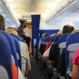 Viatjar amb avió amb la resta de passatgers