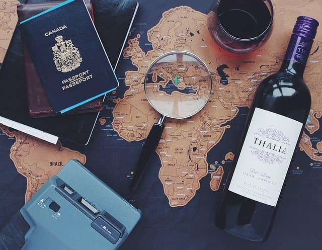 Preparar un viatge implica fer una llista de tasques